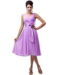 Abendkleid, Damen, Tanzkleid, Cocktailkleid, verschiedene Farben