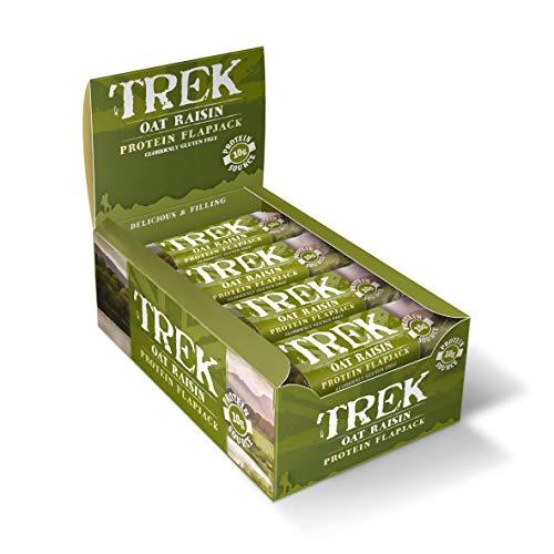 Trek Trek Protein Flapjacks16 x 50 g Hafer & Raisin -