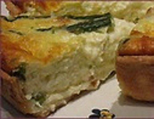 Spinach Quiche: A tasty vegetarian dish (English Edition)