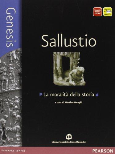 Genesis. Sallustio. Per le Scuole superiori. Con e-book. Con espansione online
