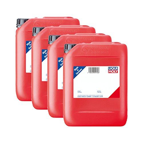 Preisvergleich Produktbild Liqui Moly 4X 5140 Super Diesel Kraftstoffzusatz Additiv 5L