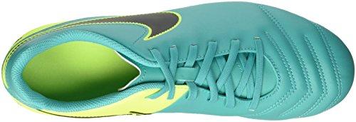Nike Tiempo Rio Iii SG, Chaussures de Foot Homme Multicolore (Clear Jade/Black-Volt)