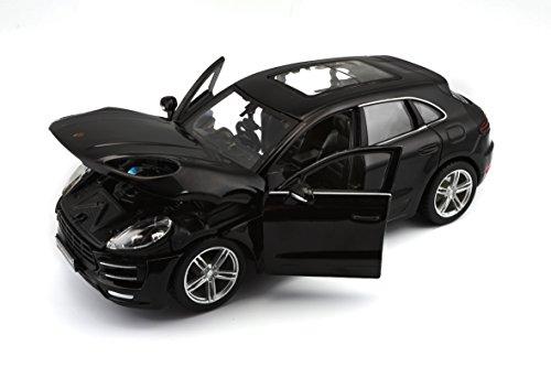 Bburago Maisto France 21077 Porsche Macan - Echelle 1/24 - Coloris Aléatoire 4893993210770