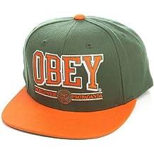 d35b2d7c9c6b2 Obey green - - Gorra para hombre color verde