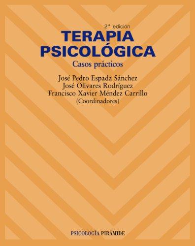 Terapia psicológica: Casos prácticos (Psicología)