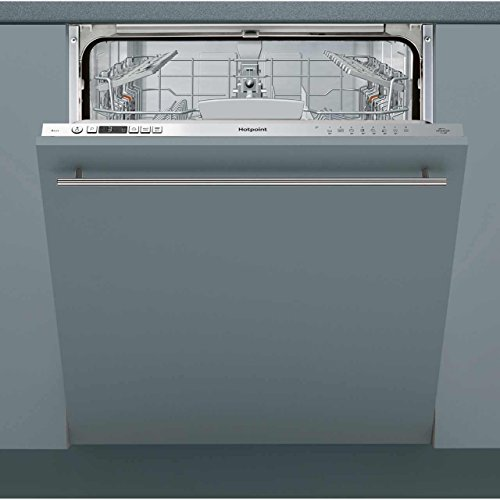Hotpoint HIO3C26W Built-In A++ Rated Dishwasher - Silver