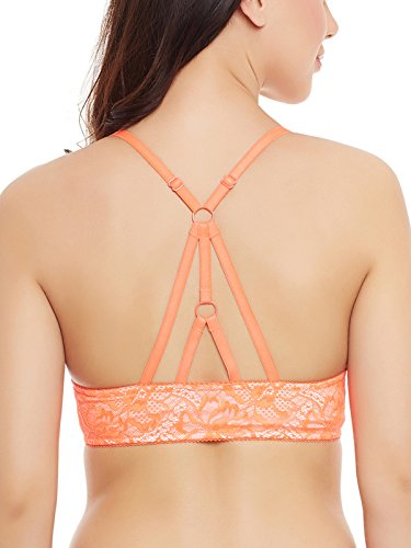 28a4fc9693bbf 55% OFF on Clovia Cotton Underwired Padded Front Open Cage Bra on Amazon