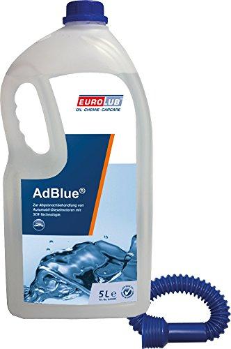 EUROLUB ADBLUE synthetischer Harnstoff, 5 Liter