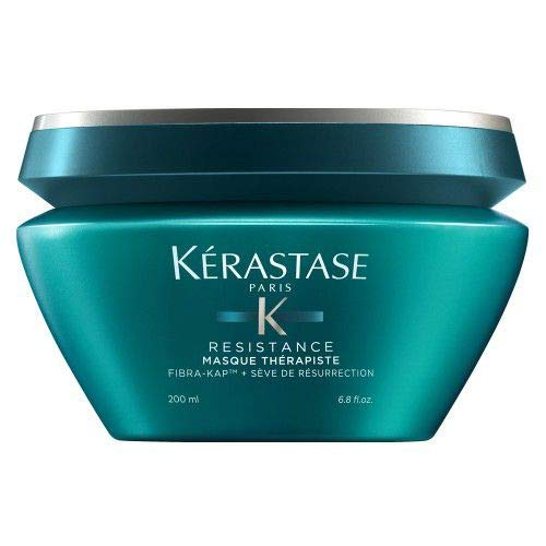 Kerastase Kerastase Resistance Masque Therapiste Fiber Quality Renewal Masque - For Very Damaged, Over-Processed Thick Hair (New Packaging) 200ml/6.8oz