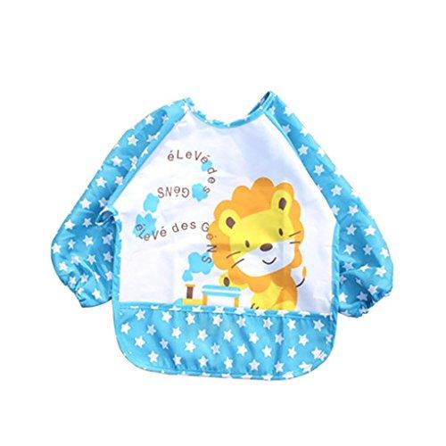 Unbekannt josep.h Baby Mädchen (0-24 Monate) Schneehose Lion(Blue) 1