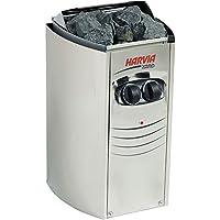 Sauna Poêle Électrique Harvia Vega Compact 3,5 kW avec unité de contrôle encastré BC35, Taille de sauna: 2 - 4,5 m³ , Tension 400 V 2N ou 230 V 1N