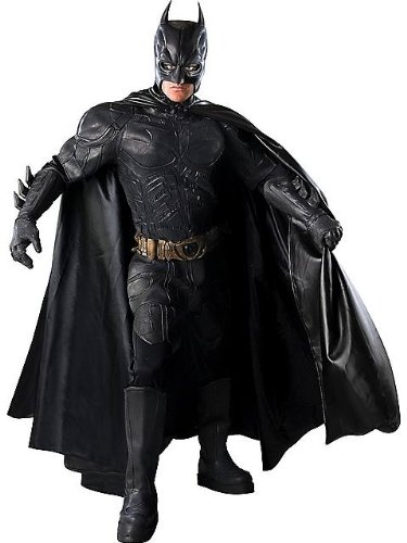Grand Batman Erwachsene Kostüm Für Heritage - Adult Grand Heritage Batman Kost-m Gr--e Medium