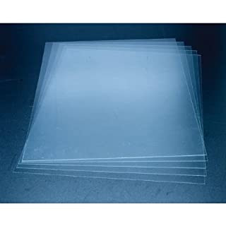 Antex R92000A00 Schablone, A4, Polyester, Transparent, 5 Stück