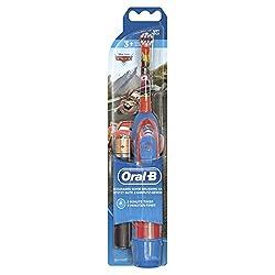 Oral-B Stages Power Kids Elektrische Kinderzahnbürste, im Disney Design, mit Batterie (sortiert)