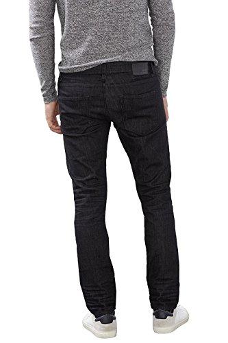 edc by Esprit 116cc2b017, Jeans Homme Noir (black Rinse 910)
