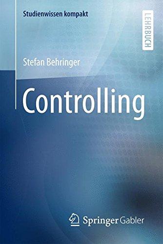 Controlling (Studienwissen kompakt)