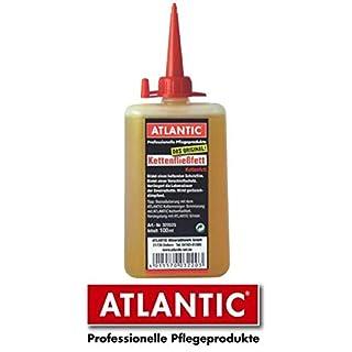 Atlantic 322025 Tube Kettenfließfett, Weiß, 100 ml