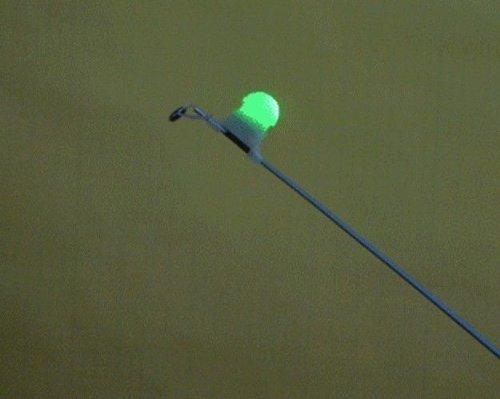Romote Sea Fishing LED-Stabspitze Nachtlicht Streik Alarm Leuchten Stick Bissanzeiger