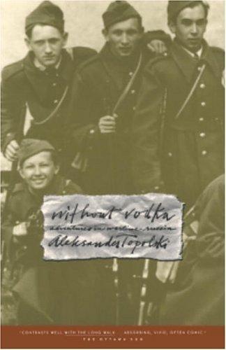 Without Vodka: Adventures in Wartime Russia by Topolski, Aleksander (2000) Paperback par Aleksander Topolski