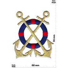 Yantec Wappenpatch San Marino Aufn/äher