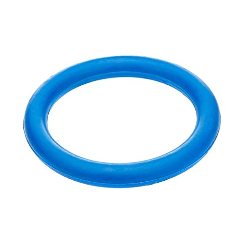 Classic Pet Products Solid Rubber Ring, 150 mm, Blue