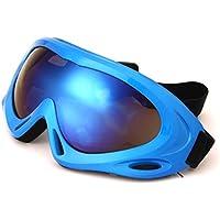 SLYlive Jungen Mädchen Kinder Anti-UV Winter Skate Skibrille Skibrillen Snowboard Sonnenbrille