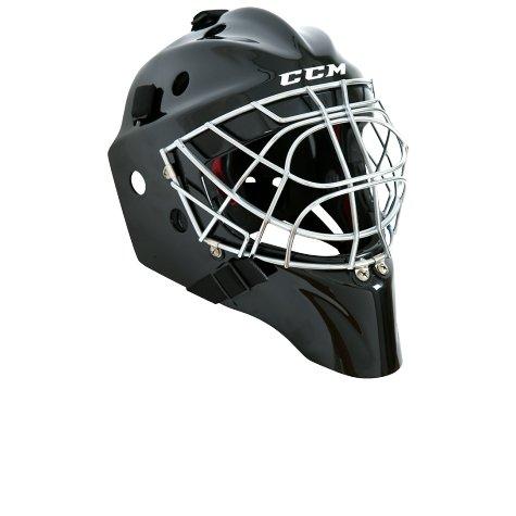 CCM GF Pro CCE Sr. Goalie Maske, Größe:L, Farbe:schwarz -