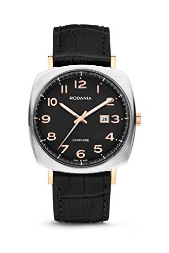 Rodania–Montreal Reloj de hombre, bicolor
