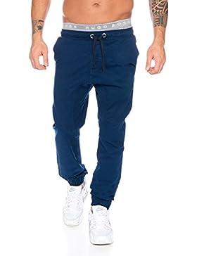 Rock Creek chino–Pantalón hombre pantalones chinos jogger pantalones de tela RC-2093W29-W40