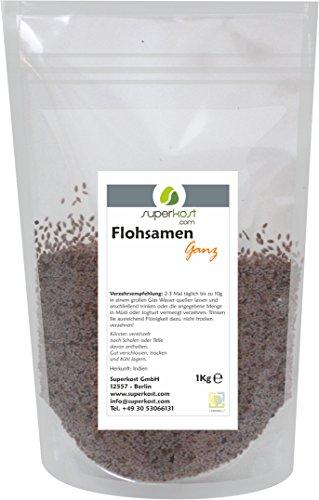 Superkost Flohsamen, 1er Pack (1 x 1 kg)