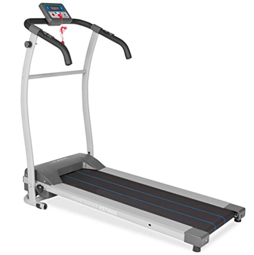 Elektrisches Laufband 500 W mit LCD-Display Jogging Fitnessgerät Klappbar Heimtrainer,120 kg Belastung,Eine Geschwindigkeit von bis zu 10 km/h