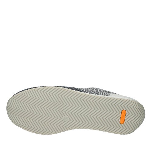 Ara Ladies 10 Sneaker Grigio (grigio-grigio Chiaro, Argento)