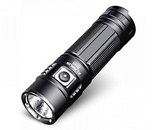 Lampe tactique rechargeable USB Klarus G20 LED - 3000 lumens