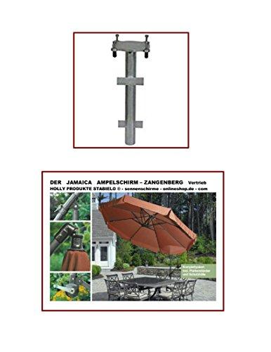 JAMAICA - ERDROHR PREMIUM - UND FÜR ZANGENGERG AMPELSCHIRME - MONACO - MONTE CARLO - SAINT TROPEZ - GRENADA - DAS ERDROHR PREMIUM - ebenerdiger Einbau - VERTRIEB HOLLY PRODUKTE STABIELO - holly mobiler Sonnenschutz-mobile sunshade holly ® -