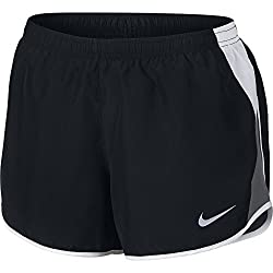 Nike Women's Dry 10k Shorts, Black, S