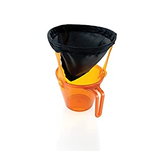 41thSLkgw0L. SS300  - GSI Outdoors Unisex's Ultralight Java Drip Coffee while Camping and Backpacking, Black, 2/#4 Filter Equivalent