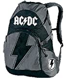 ACDC - Black & Grey Rucksack