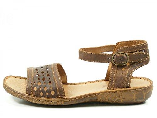 Josef Seibel 79511-720 Rosalie 11 Schuhe Damen Sandalen Sandaletten, Schuhgröße:40;Farbe:Braun