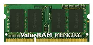 Kingston KVR1333D3S9/2G Mémoire RAM DDR3 SO 1333 2 Go KVR + CL9