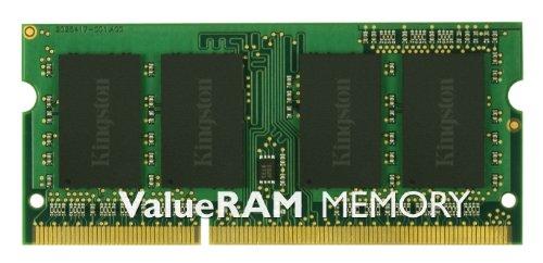 Kingston KVR1066D3S7/2G PC3-8500 Arbeitspeicher 2 GB (1066 MHz NON-ECC) DDR3-So-Dimm -