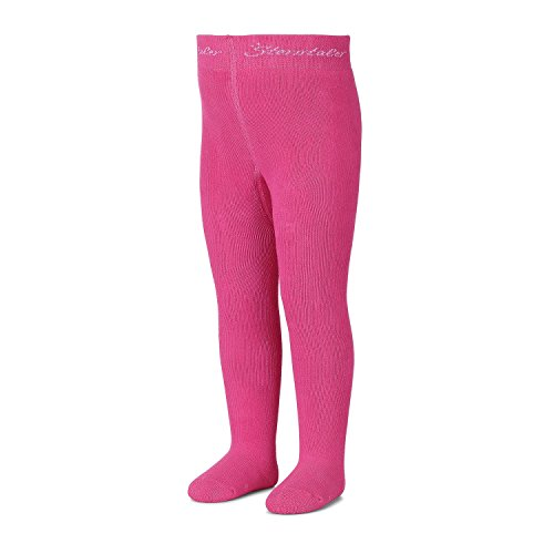 Sterntaler - Mädchen Strumpfhose Thermo Strumpfhose, himbeer/ pink - 8721400 - 110-116himbeer -
