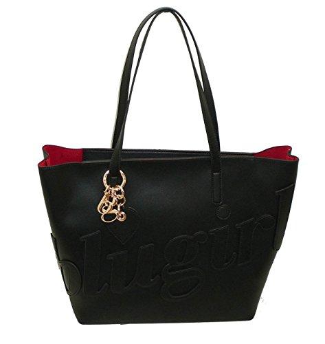 Borsa shopping due manici BLUGIRL by blumarine BG 917101 women bag NERO