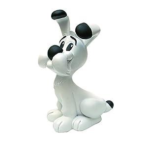 Plastoy Idefix  80019 - Hucha figura de colección Asterix - Idefix, color blanco