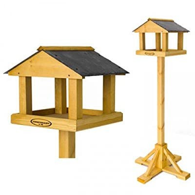 Johnston & Jeff Chatsworth Bird Table by Johnston & Jeff