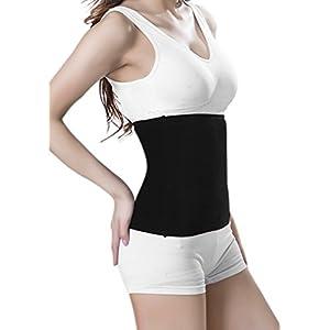 Winter Kaschmir Nierenwärmer Warm Rückenwärmer Taille Unterstützung Elastic Bauchwärmer Taille Beschützer Outdoor Leibwärmer für Hexenschuss Rückenschmerzen Menstruationsbeschwerden