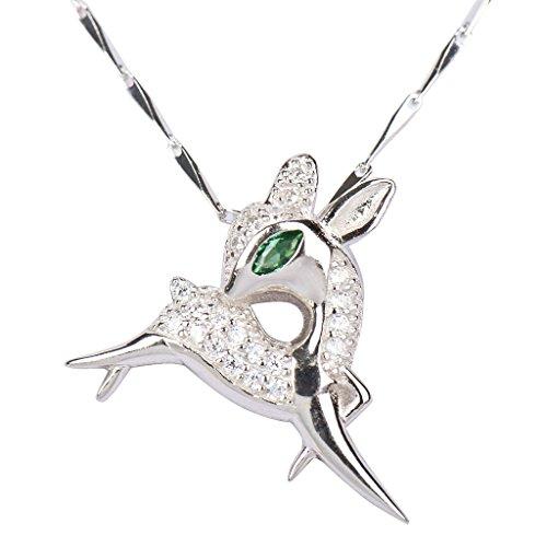 lackingone-collana-con-pendente-argento-sterling-925-varie-forme-regalo-per-donna-ragazza-catena-di-