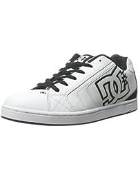 DC Shoes - Zapatillas de deporte de cuero nobuck para hombre