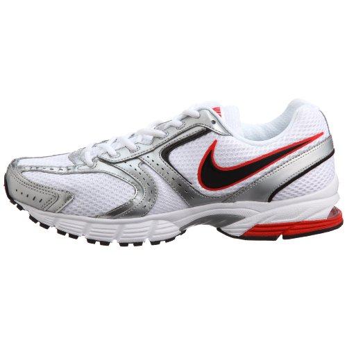 Nike Laser II–Short Sleeve Top SS JERSEY nero / bianco