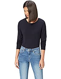 FIND Women's Jumper in Relaxed Fit Crew Neck