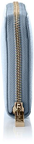 Coccinelle Damen C2 Yu6 Coccinelle Saffiano Handtasche, 0.1 x 10 x 18 cm Blau (Blue)